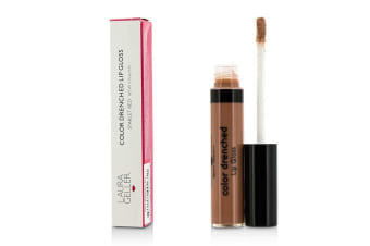 Laura Geller Color Drenched Lip Gloss - #Milk Shake 9ml
