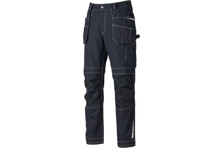 Dickies Mens Eisenhower Extreme Trousers (Navy) (30/S)
