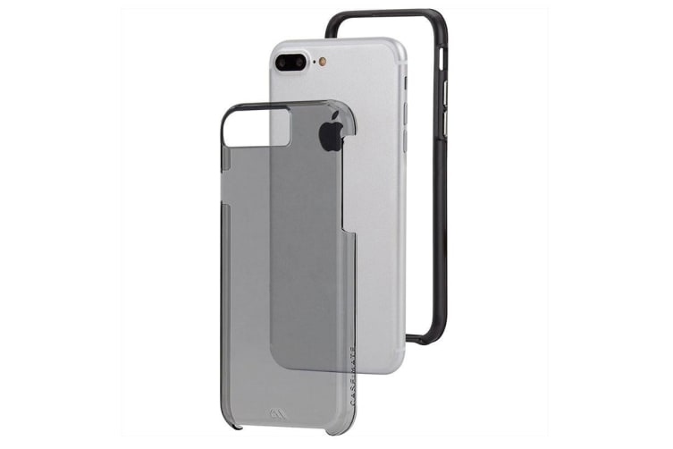 Case-mate Naked Tough Case for iPhone 7 Plus/6S Plus - Clear/Smoke