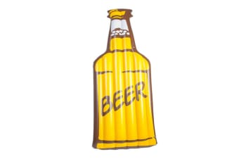 Beer Bottle Giant Inflatable Pool Float