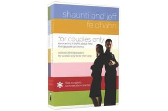 For Couples Only Boxed Set (Incl for Women Only + for Men Only) - Eyeopening Insights About How the Opposite Sex Thinks