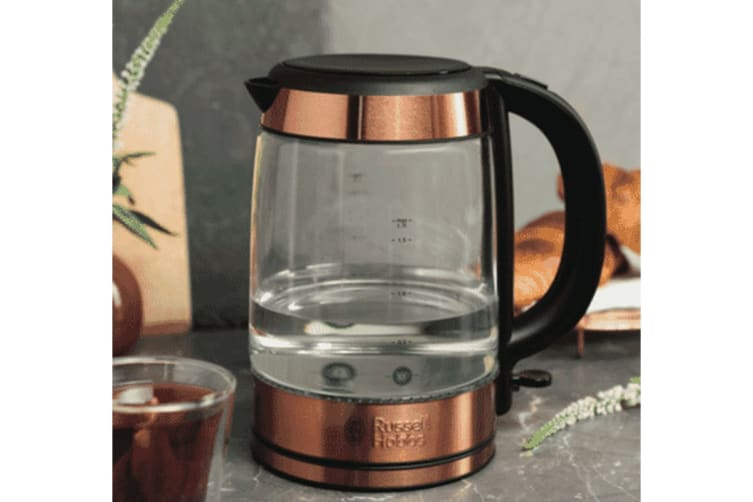 Russell Hobbs Brooklyn Glass Kettle (RHK172)