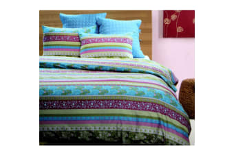 Spring 100% Cotton Quilt Cover Set by Atmosphere