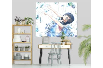 3D Weathering With You 301 Anime Wall Stickers