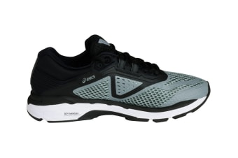 ASICS Men's GT-2000 6 Running Shoe (Stone Grey/Black/White)