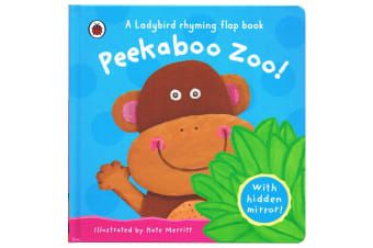 Peekaboo Zoo! by Ladybird