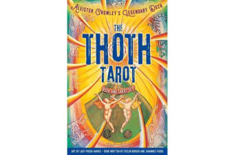 The Thoth Tarot Book and Cards Set - Aleister Crowley's Legendary Deck