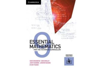 Essential Maths for the Victorian Syllabus Year 9 Print Bundle (Textbook and Hotmaths)