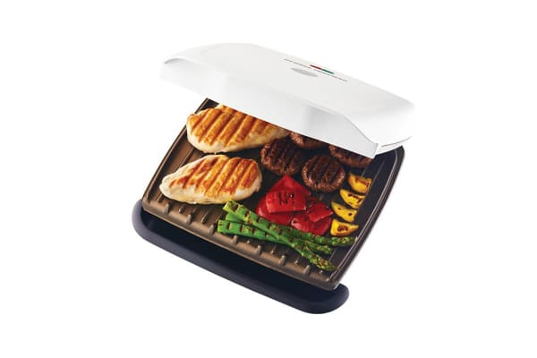 George Foreman Jumbo Grill with Temperature Control (GR18892AU)