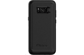 OtterBox Galaxy S8+ Defender Case Black