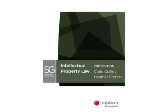 LexisNexis Study Guide - Intellectual Property Law