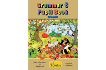 Grammar 6 Pupil Book - In Print Letters (British English edition)
