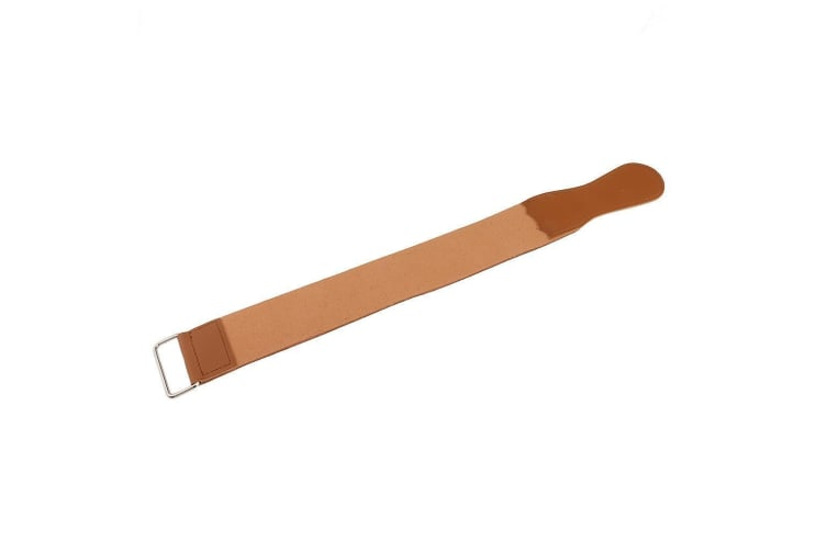 Pu Leather Strop For Sharpening Straight Razors