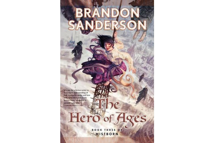 The Hero of Ages - Mistborn Bk. 3