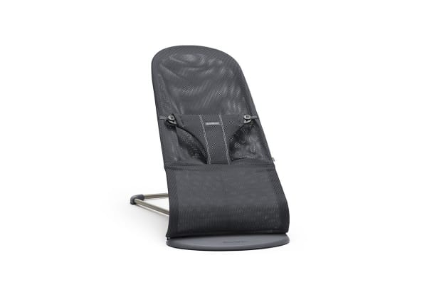 BabyBjorn Bouncer Bliss Air (Anthracite/Mesh)