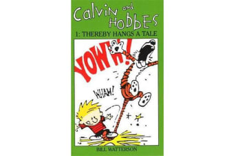 Calvin And Hobbes Volume 1 `A' - The Calvin & Hobbes Series: Thereby Hangs a Tail
