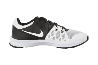 Nike Men's Air Epic Speed TR II Cross Trainer Shoe (Black/White, Size 9)
