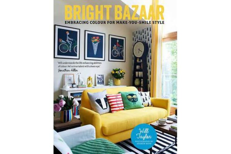 Bright Bazaar - Embracing Colour for Make-You-Smile Style