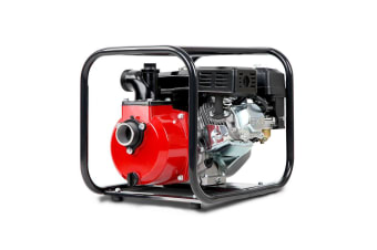 Petrol Water Pump High Flow Transfer Pump Fire Fighting Irrigation 8HP 2""