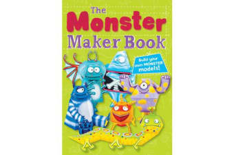 The Monster Maker Book