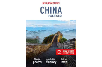Insight Guides Pocket China (Travel Guide with Free eBook)