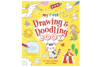 My First Drawing & Doodling Book