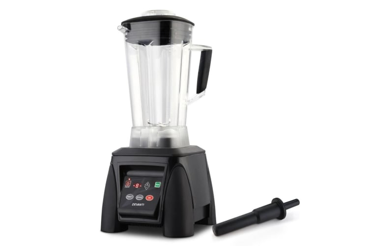 3L Digital Commercial Blender Mixer Food Processor Smoothie Ice Crush