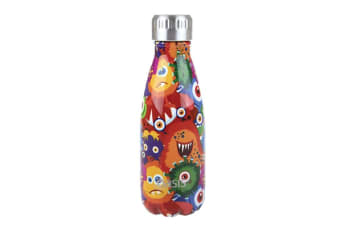 Oasis 350ml Double Wall Insulated Drink Water Bottle Vacuum Flask Monster