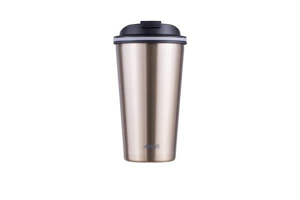 Avanti Go Cup Double Wall Insulated Cup 410ml Champagne