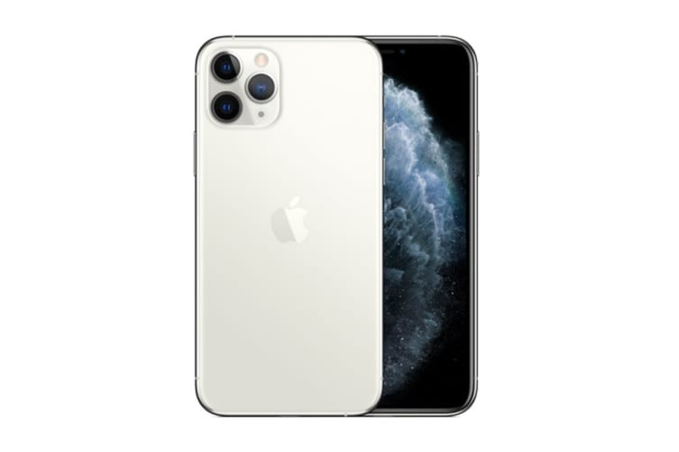 Apple iPhone 11 Pro (256GB, Silver)