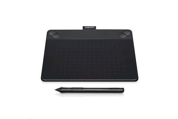 Wacom Intuos CTH-490 Black with Art bundled software