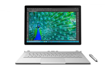 Microsoft Surface Book (256GB, i5, 8GB RAM, Nvidia dGPU)