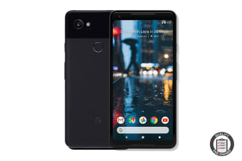 Refurbished Google Pixel 2 XL (128GB, Just Black)