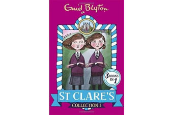 St Clare's Collection 1 - Books 1-3