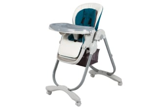Childcare Trevi High Chair Baby Feeding - Ultramarine Dream