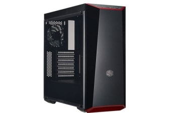 Cooler Master MasterBox Lite 5 Mid-Tower ATX Case (No PSU/PSU cover) - FreeForm Modular System