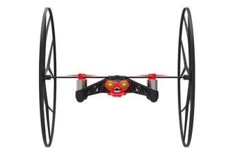 Parrot Mini Drones Rolling Spider - Red (PF723013)
