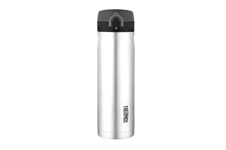 Thermos 470ml Vacuum Insulated Drink Bottle - Silver