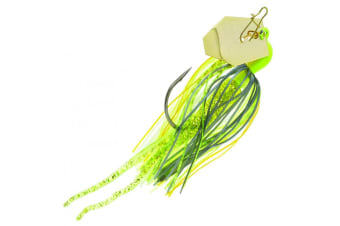 ZMan Lures Chatterbait Original 3/8oz - Chartreuse/Sexy Shad