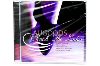 Cherish the Ladies BRAND NEW SEALED MUSIC ALBUM CD - AU STOCK