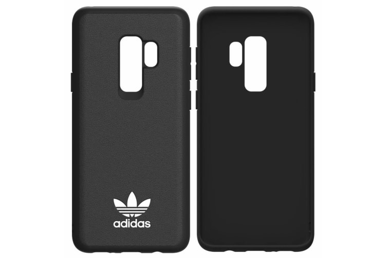 Adidas Originals Moulded Case Protector Cover Protect for Samsung Galaxy S9+ BLK