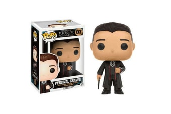 Fantastic Beasts & Where to Find Them Percival Graves Pop!