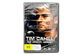 Tim Cahill : The Unseen Journey - Rare- Aus Stock DVD NEW