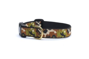 Up Country Camo Collar (Green)