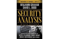 Security Analysis - Sixth Edition, Foreword by Warren Buffett