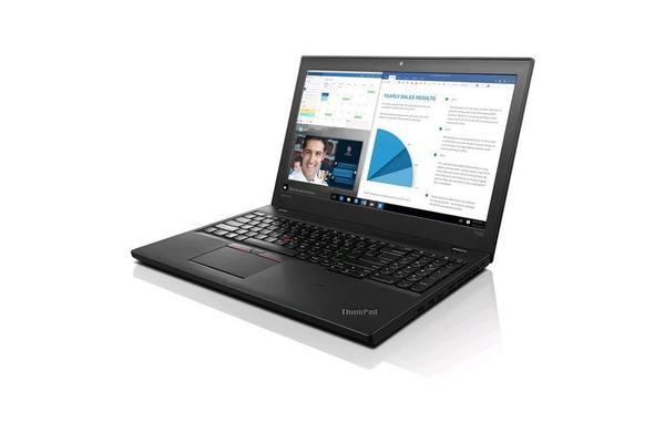 "Lenovo ThinkPad T560 Premium SSD Notebook 15.6"" Intel i5-6200U 8GB 512GB SSD NO-DVD Win7Pro"