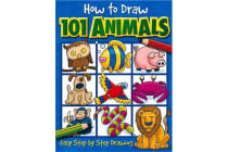 How to Draw 101 Animals - Easy Step-By-Step Drawing