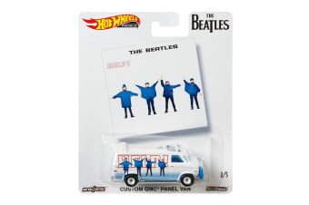 Hot Wheels Pop Culture The Beatles Custom GMC Panel Van