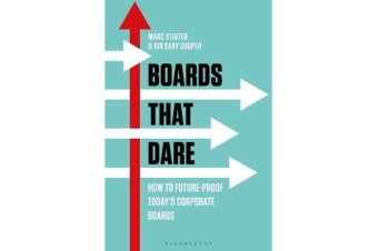 Boards That Dare - How to Future-proof Today's Corporate Boards