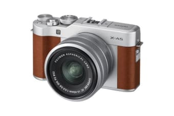 New Fujifilm X-A5 Kit (15-45mm) Digital Camera Brown (FREE DELIVERY + 1 YEAR AU WARRANTY)